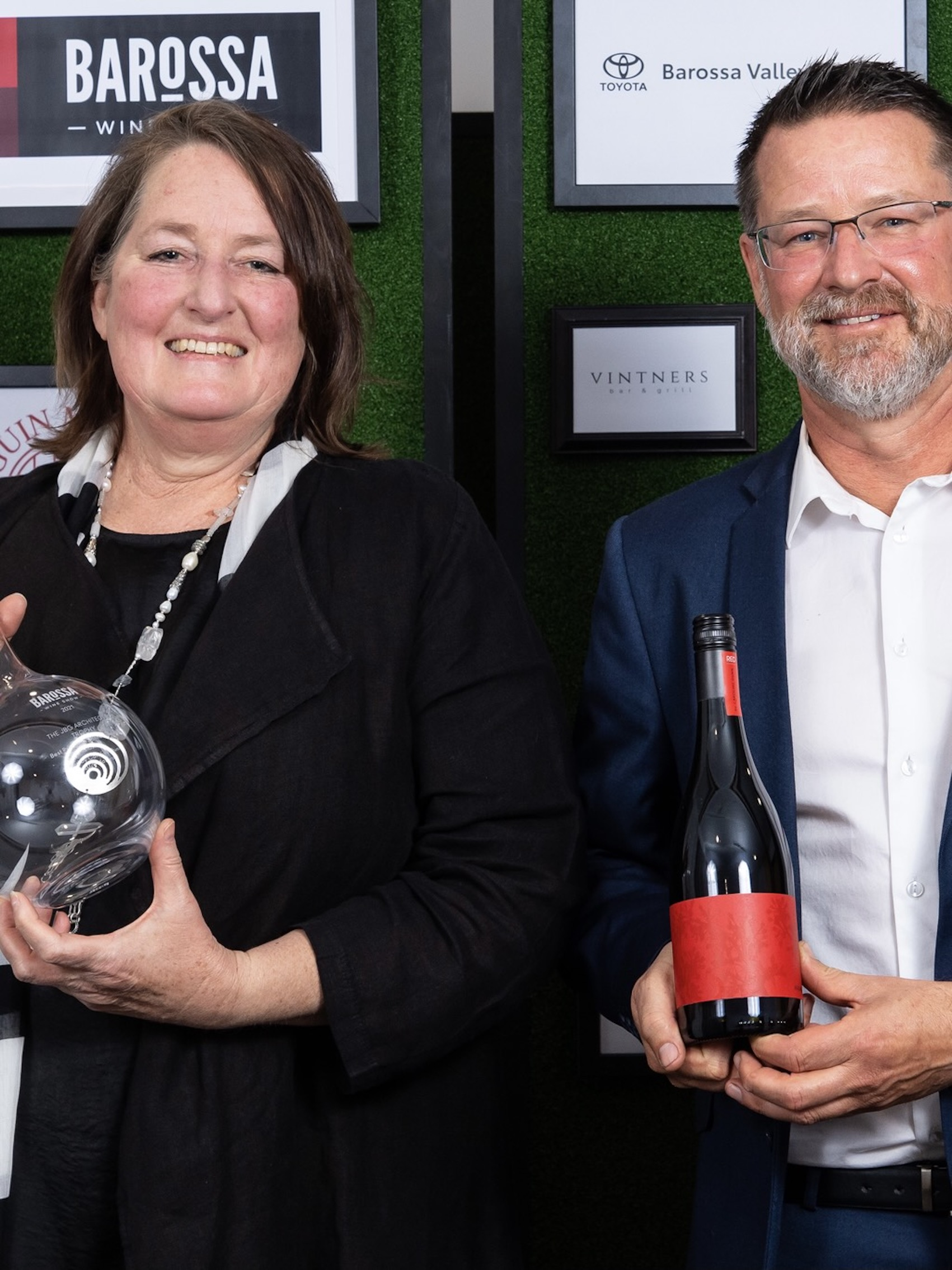 Red by Caroline Dunn Mataro 2020 wins Best Red, Other Varieties at 2021 Barossa Wine Show