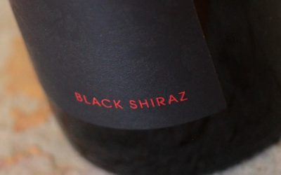 2017 Black Shiraz